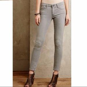 AG    Stevie Ankle Jeans Gray
